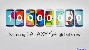 Samsung Galaxy S4: Vier Geräte pro Sekunde verkauft – neue Farben im Anmarsch