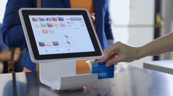 Square: Das Startup von Twitter-Gründer Jack Dorsey ermöglicht Kartenzahlung via Smartphone und Tablet. (Foto: Square)