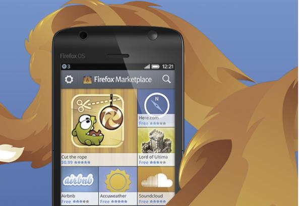Der Marketplace von Firefox OS: Nutzer können über ihre Telefonrechnung oder über Prepaid-Karten bezahlen, und müssen keine Kreditkarte haben.
