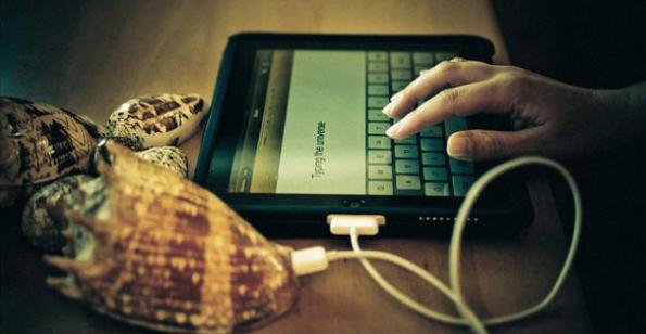 Digitales Arbeiten ermöglicht es orts- und nicht selten auch zeitunabhängig seinen Job zu erfüllen. (Bild: Feliciano Guimarães (Flickr CC BY 2.0)