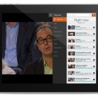 Magine on iPad - Discover tab