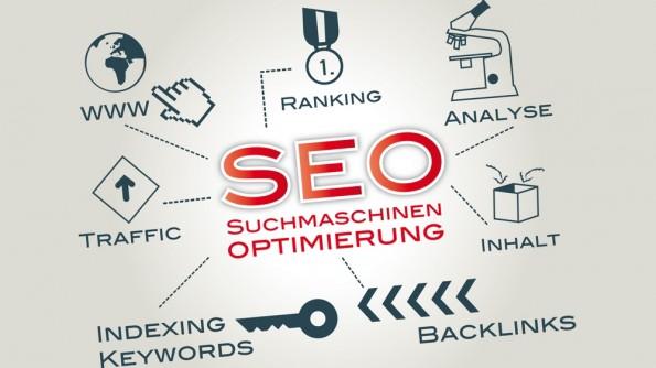 SEO: Viele Faktoren spielen in die Suchmaschinenoptimierung. (Quelle: © Trueffelpix - Fotolia.com)