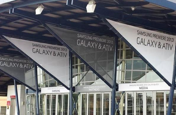 Das Samsung GALAXY-ATIV-Event findet heute um 19 Uhr in London statt und lässt auf viele Neuerungen schließen. (Bild: Samsung