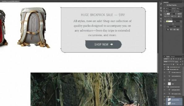 Forman lassen sich als CSS exportieren. (Screenshot: Adobe)