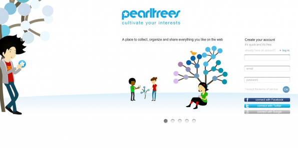 bookmarking-dienste pearltrees