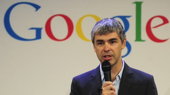 Google-CEO Larry Page und andere CEOs bestreiten die Kenntnis von PRISM