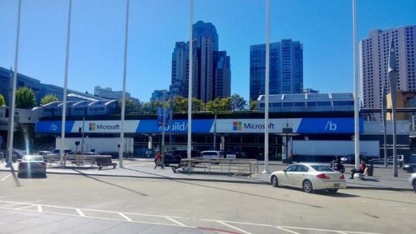 Build: Microsofts jährliche Entwicklerkonferenz findet dieses Jahr in San Francisco statt. (Bild: Microsoft/Twitter)