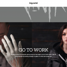 one-page-design bigcartel
