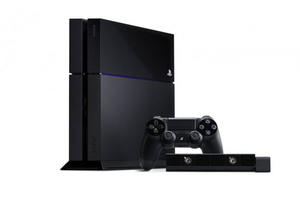 Die PlayStation 4 ist für 399 Euro erhältlich. (Bild: Sony).