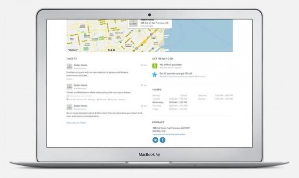Mit dem Square Market steigt das Unternehmen in den E-Commerce-Markt ein. (Bild: Square)