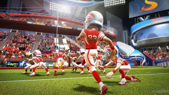 Kinect Sports Rivals für Xbox One.