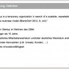 Deutscher Startup Report 1