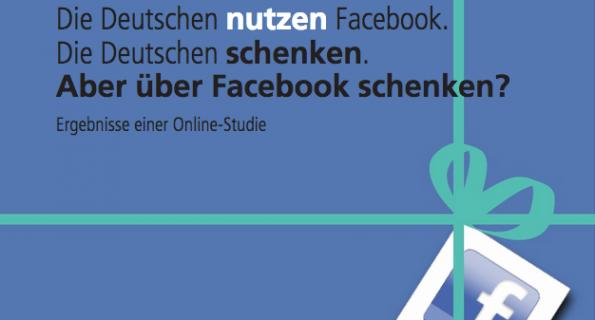 An der Online-Umfrage zu Facebook Gifts, haben 549 Personen beiden Geschlechts und einem Durchschnittsalter von 23 Jahren teilgenommen. (Screenshot: Facebook-Gifts-Studie)