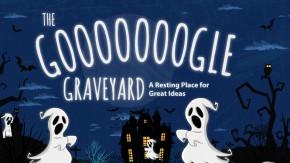 Google Graveyard: Der Friedhof der Google-Dienste [Infografik]