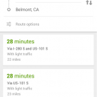 Google Maps fuer Android 2