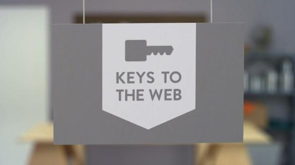 """Keys to the Web"": Erklärvideos von Google. (Screenshot: keystotheweb.com)"