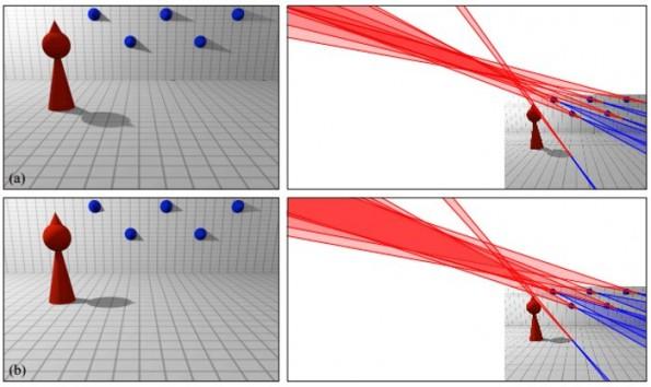 SIGGRAPH 2013: FakeFinder soll manipulierte Fotos erkennen. (Bild: University of California - Berkeley)