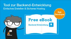 Backend as a Service – perfekt für mobile Apps [Sponsored Post]