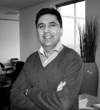 Homayun Zahidi, Geschäftsführer von CrowdRoaming.com (Foto: CrowdRoaming)