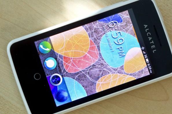 Die Telekom-Tochter Congstar bringt Firefox OS ab Herbst mit dem Alcatel One Touch Fire nach Deutschland. (Bild: Deutsche Telekom)