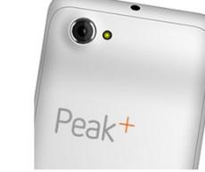Firefox OS: Das Peak+ soll sich an Endverbraucher richten. (Bild: Geeksphone)