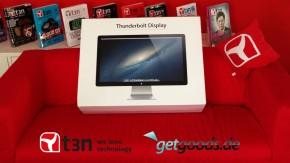 t3n sagt danke: Gewinn ein Apple-Thunderbolt-Display und viele weitere Preise