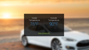 Google Glass + Tesla S = GlassTesla