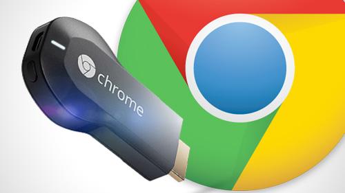 Googles Chromecast wird jetzt von zehn neuen Apps unterstützt. Darunter auch das beliebte Plex-Mediacenter. (Quelle: Fotomontage)