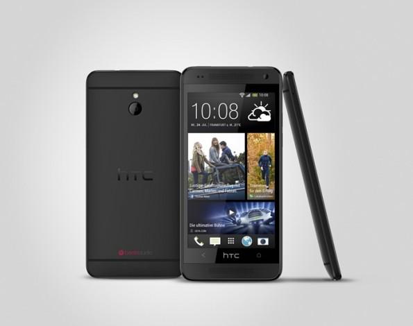 Steht HTC vor einem Verkaufsverbot in Deutschland? Auch das HTC One Mini wäre betroffen. (Screenshot: HTC)