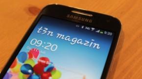 Samsung übertaktet Galaxy S4 beim Ausführen von Benchmarks automatisch