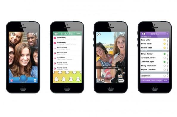 Snapchat: der flüchtige Charakter der Kommunikation perfekt in den digitalen Raum transferiert