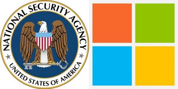 Snowden: Neue Informationen des Whistleblowers beschreiben die Zusammenarbeit des US-Geheimdienstes NSA und dem Softwarekonzern Microsoft. (Bild: Wikimedia Commons)
