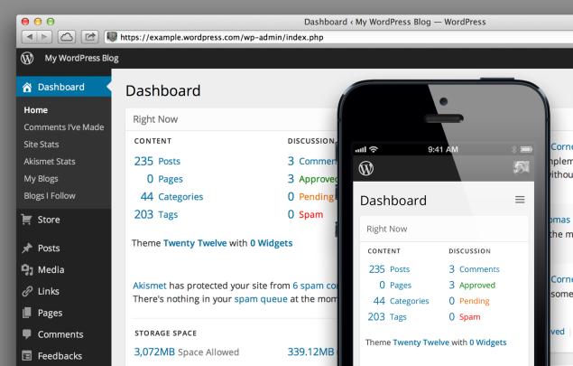 Das MP6-Plugin zeigt die Zukunft von WordPress. Es wird erwartet, dass der neue Look spätestens in WordPress 3.7 integriert wird.