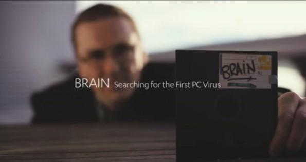 """F-Secure liefert mit der Kurzdokumentation """"BRAIN"""" ein hervorragendes Beispiel für gutes Content-Marketing. (Screenshot: BRAIN)"""