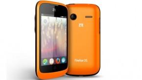 Firefox-OS-Smartphone ZTE Open: Verkauf startet für 79 Dollar auf eBay