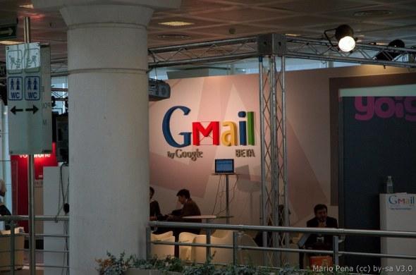 Gmail: Wer externe E-Mail-Dienste nutzt, hat laut Google keinen Anspruch auf Privatsphäre. (Bild: Mario Pena / Flickr Lizenz: CC BY-SA 2.0)