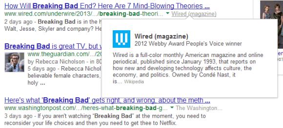 google-search-site-description-experiment