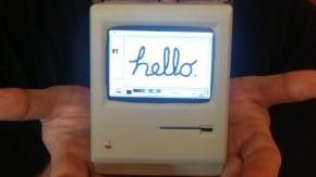 Raspberry Pi: Miniaturversion des klassischen Macintosh läuft auf Mac OS