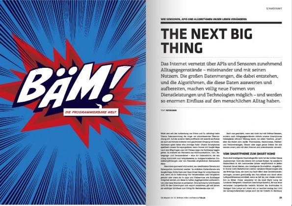 t3n 33 ist fertig - mit dem Pageflip könnt ihr in die ersten 48 Seiten der Ausgabe blättern.