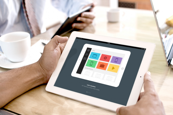 Treehouse auf dem iPad