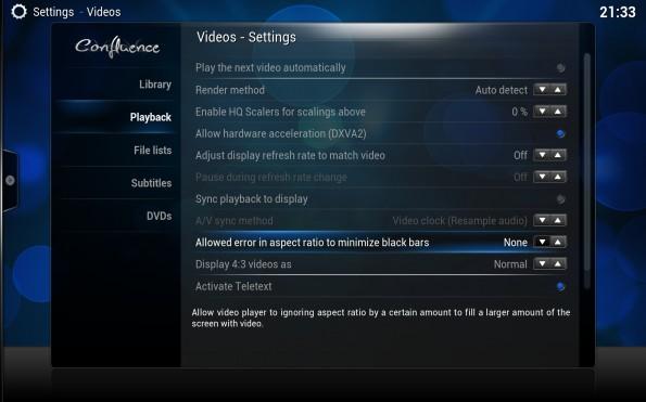 """Die neue Alpha 6 von XBMC 13 """"Gotham"""" beherrscht nun auch AirPlay-Receiver-Funktionalität auf Android-Geräten."""