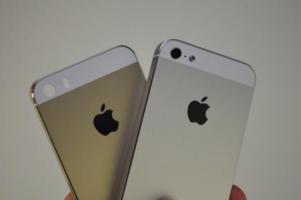 iPhone 5S: Vorallem über eine Variante in Gold wird derzeit viel spekuliert. (Bild: Sonny Dickson)