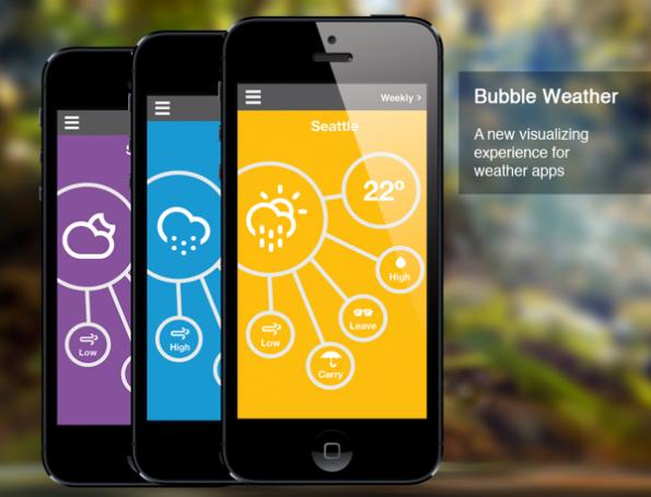 Bubble-Weather-App-flat-design-01