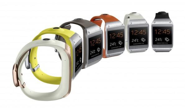 Smartwatches sind potenzielles Risiko für Unternehmensdaten. (Screenshot: Samsung)