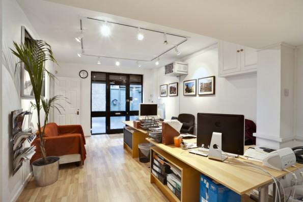 45 coole und atemberaubende b ro arbeitspl tze seite 25. Black Bedroom Furniture Sets. Home Design Ideas