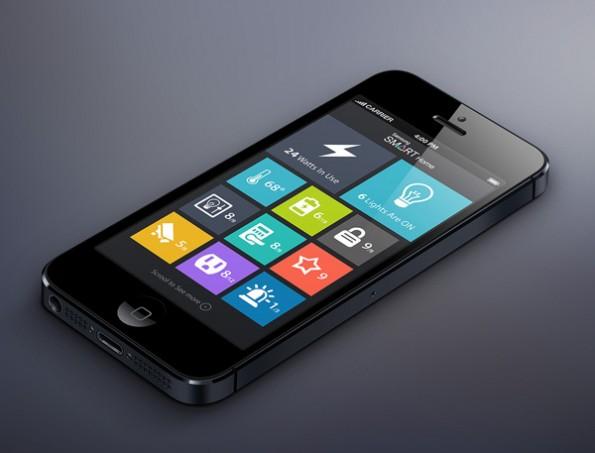 Viele Fragen bleiben offen: Wird Apple auch eine herstellerübergreifende App für Smart-Home-Komponenten anbieten? (Quelle: behance.net)