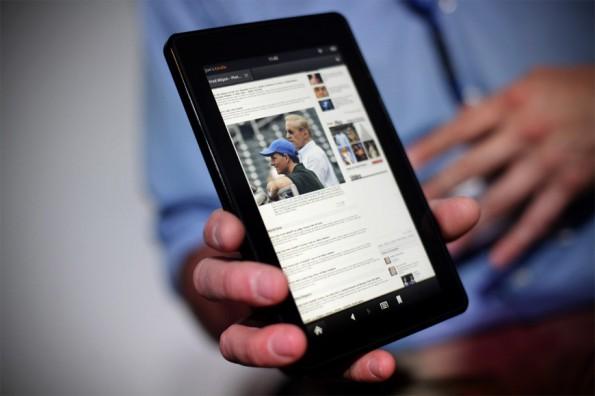 Erste Bilder des neuen Kindle Fire HD aufgetaucht. (Screenshot: bgr)