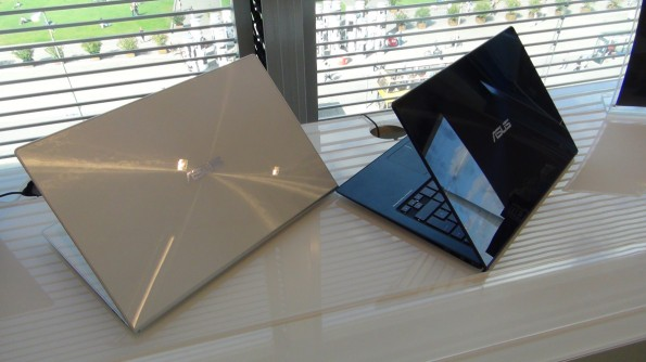 So geht Ultrabook: Das Asus Zenbook UX301 ist leistungsfähig, kompakt, sieht gut aus und verfügt über die neueste Technik.