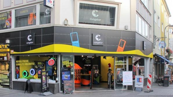Congstar: Die Telekom-Tochter will wie der Mutterkonzern DSL-Anschlüsse drosseln. (Bild: Raimond Spekking / WikiMedia Commons Lizenz: CC-BY-SA-3.0)