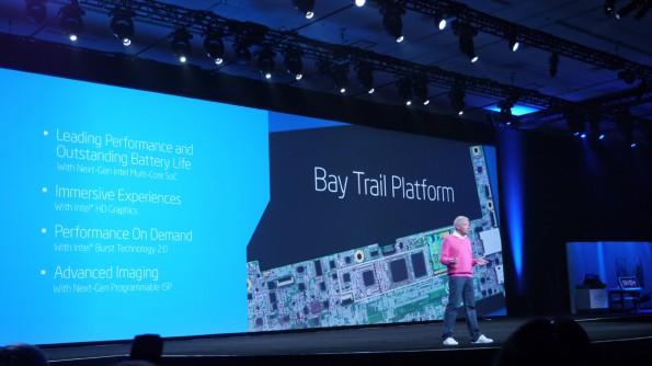 Die Bay-Trail-SoCs sollen mit bis zu doppelter Leistung bei CPU und Grafik überzeugen.